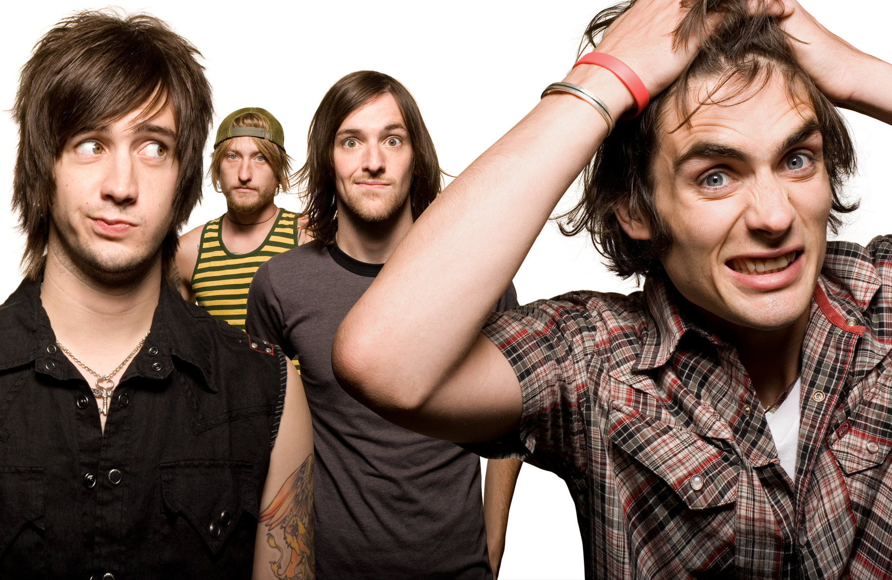 the all american rejects pictures lyrics photos chords