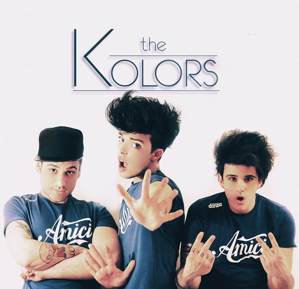 The Kolors PICTURES, LYRICS, PHOTOS, CHORDS