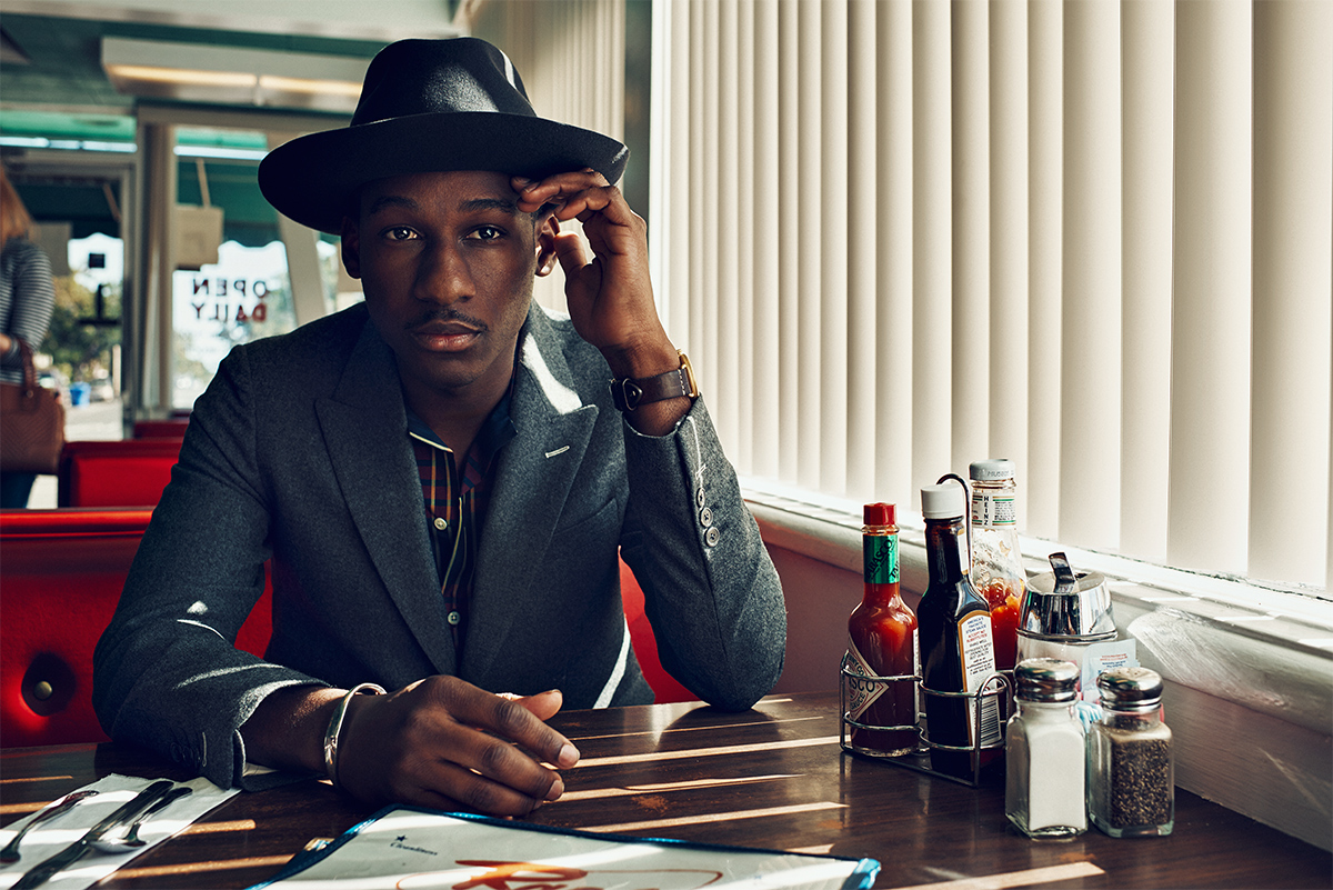 Leon bridges smooth sailing snl celebrity