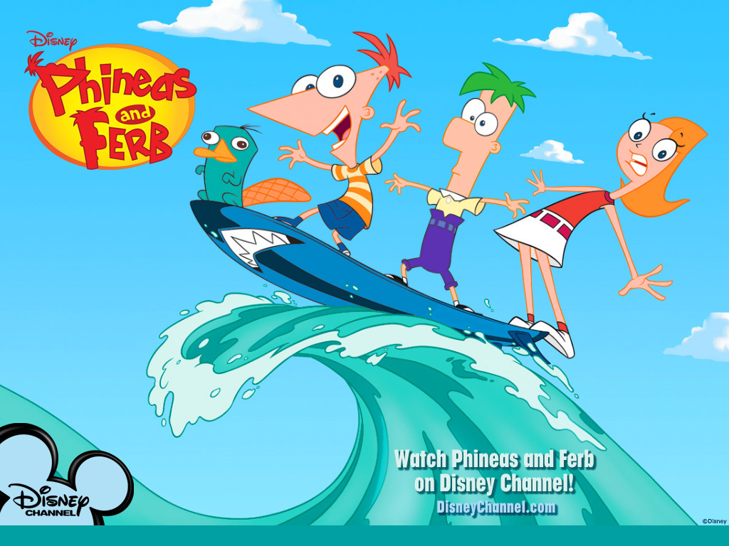 Phineas And Ferb Backyard Beach Song phineas and ferb chords